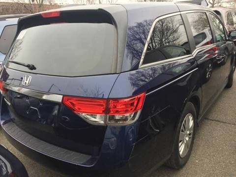 2016 Honda Odyssey for sale in Long Island City, NY