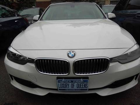 2013 BMW 3 Series for sale in Long Island City, NY