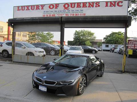 2016 BMW i8 for sale in Long Island City, NY