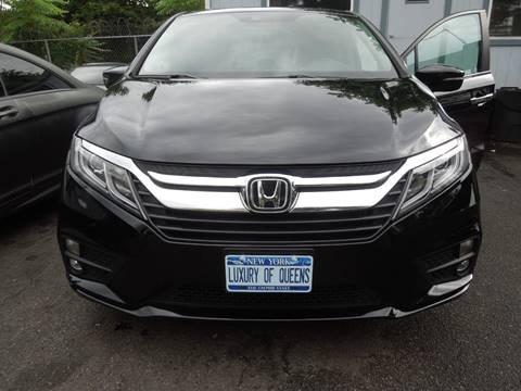 2019 Honda Odyssey for sale in Long Island City, NY