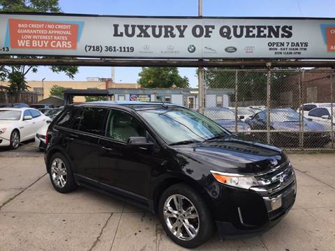 2013 Ford Edge for sale in Long Island City, NY
