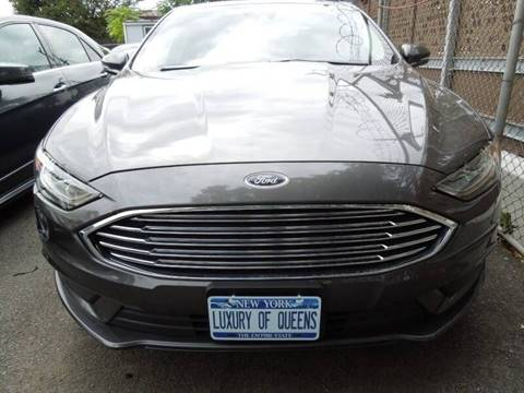 2018 Ford Fusion for sale in Long Island City, NY