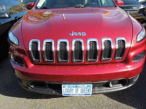 2015 Jeep Cherokee for sale in Long Island City, NY