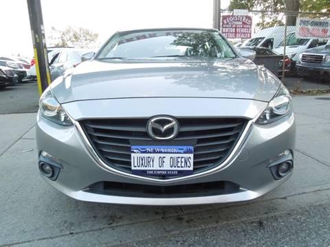 2015 Mazda MAZDA3 for sale in Long Island City, NY