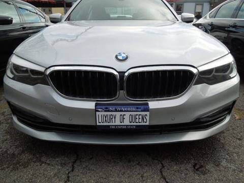 Bmw New York >> 2017 Bmw 5 Series For Sale In Long Island City Ny
