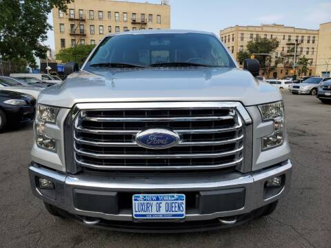 2016 Ford F-150 for sale at LUXURY OF QUEENS,INC in Long Island City NY