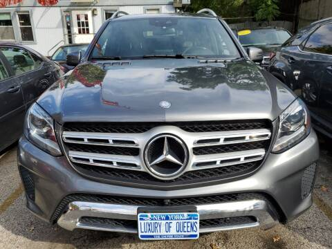 2017 Mercedes-Benz GLS for sale at LUXURY OF QUEENS,INC in Long Island City NY