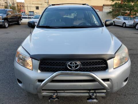 2006 Toyota RAV4 for sale at LUXURY OF QUEENS,INC in Long Island City NY
