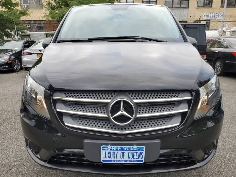 2018 Mercedes-Benz Metris for sale at LUXURY OF QUEENS,INC in Long Island City NY