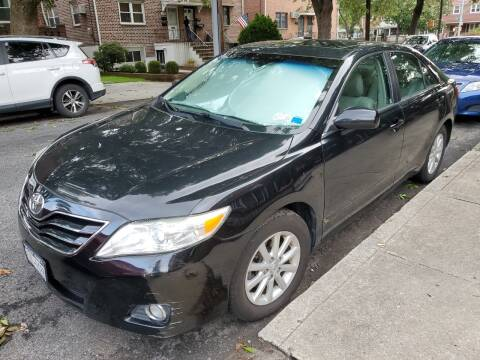 2011 Toyota Camry for sale at LUXURY OF QUEENS,INC in Long Island City NY