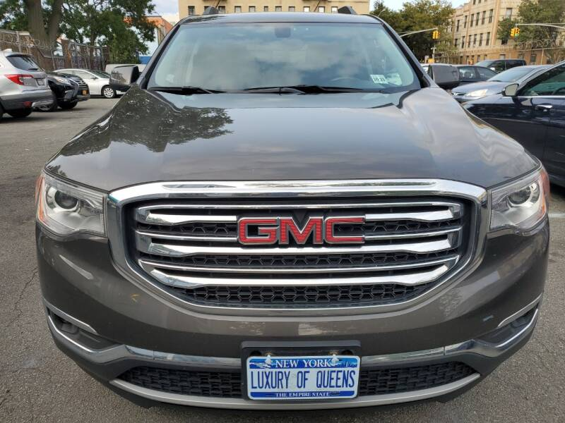 2019 GMC Acadia for sale at LUXURY OF QUEENS,INC in Long Island City NY
