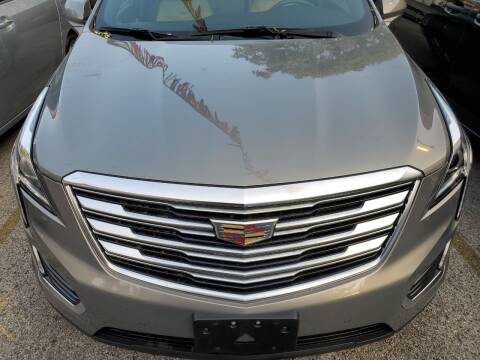 2017 Cadillac XT5 for sale at LUXURY OF QUEENS,INC in Long Island City NY