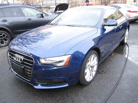 2013 Audi A5 for sale in Long Island City, NY