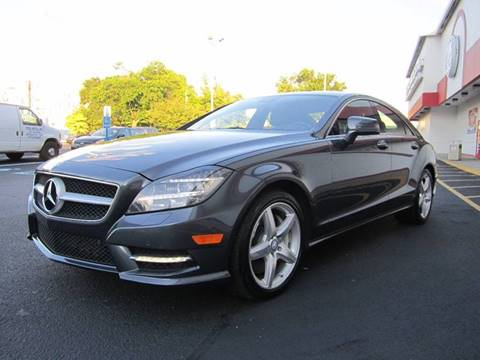 2013 Mercedes-Benz CLS for sale in Long Island City, NY