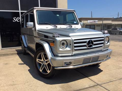 2005 Mercedes-Benz G-Class for sale in Houston, TX
