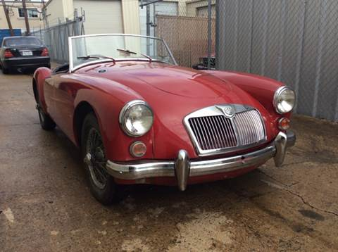 1960 MG MGA for sale in Houston, TX