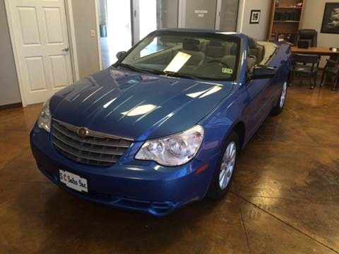 2008 Chrysler Sebring for sale at SC SALES INC in Houston TX
