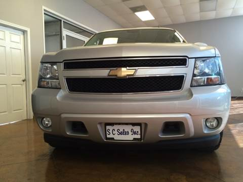 2010 Chevrolet Tahoe for sale at SC SALES INC in Houston TX