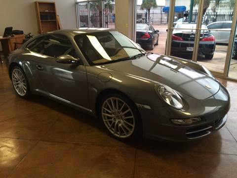 2007 Porsche 911 for sale at SC SALES INC in Houston TX