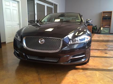 2012 Jaguar XJ for sale at SC SALES INC in Houston TX