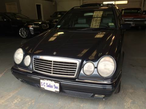 1998 Mercedes-Benz E-Class for sale at SC SALES INC in Houston TX