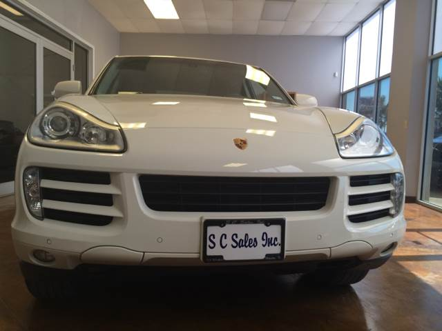 2009 Porsche Cayenne for sale at SC SALES INC in Houston TX