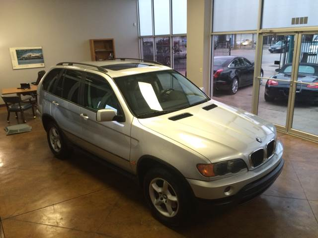 2003 BMW X5 for sale at SC SALES INC in Houston TX