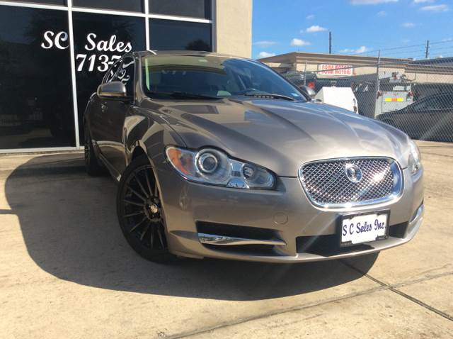 2010 Jaguar XF For Sale At SC SALES INC In Houston TX