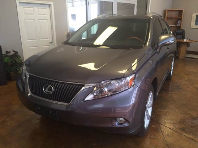 2012 Lexus RX 350 for sale at SC SALES INC in Houston TX