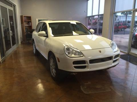 2004 Porsche Cayenne for sale at SC SALES INC in Houston TX