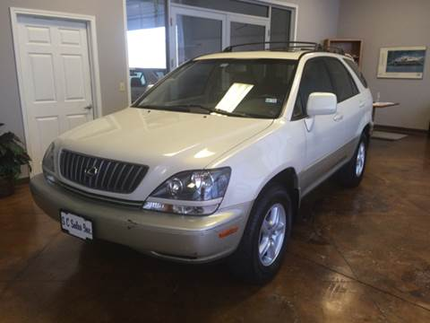 1999 Lexus RX 300 for sale at SC SALES INC in Houston TX