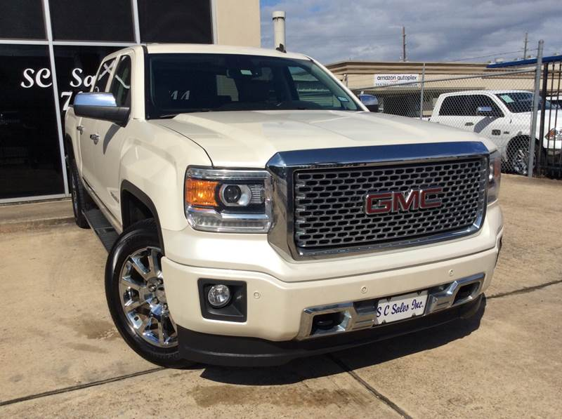 2014 GMC Sierra 1500 for sale at SC SALES INC in Houston TX