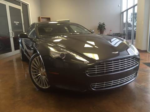 2011 Aston Martin Rapide for sale at SC SALES INC in Houston TX