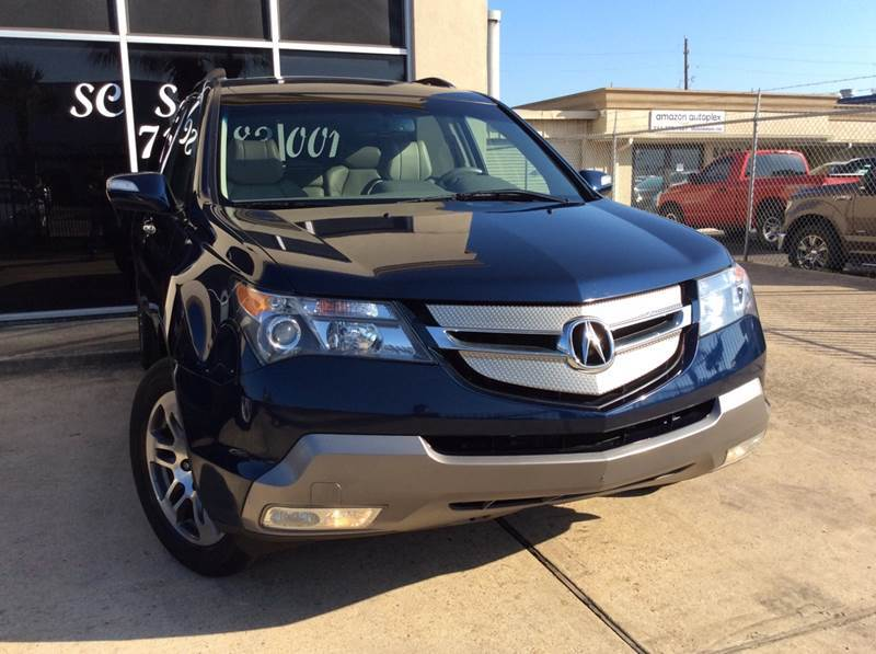 2009 Acura MDX for sale at SC SALES INC in Houston TX