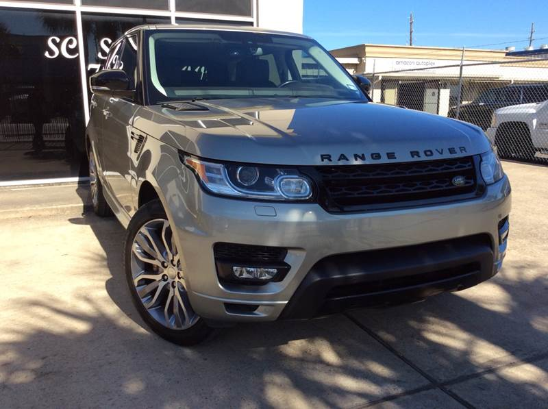 2014 Land Rover Range Rover Sport for sale at SC SALES INC in Houston TX