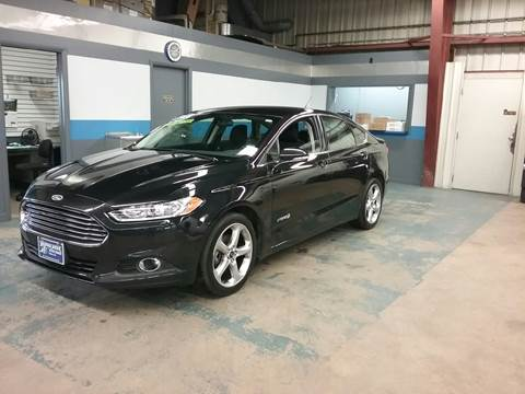 2014 Ford Fusion Hybrid for sale in Tomah, WI
