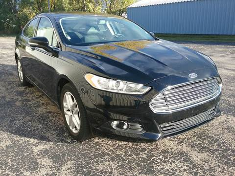 2016 Ford Fusion for sale in Tomah, WI
