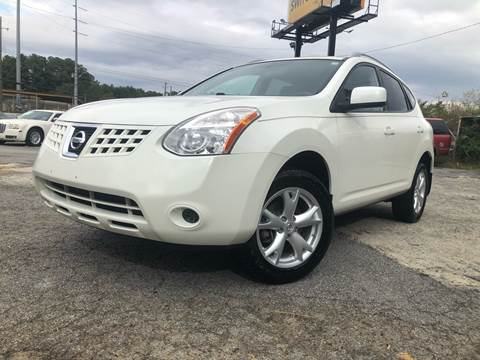 2008 Nissan Rogue for sale in Smyrna, GA