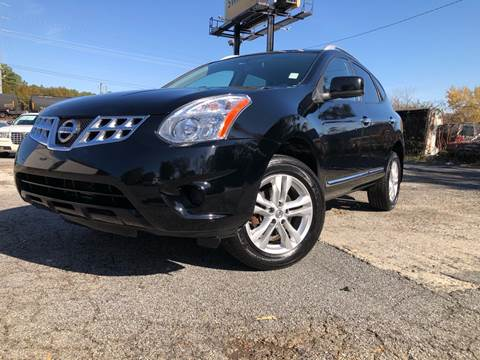 2012 Nissan Rogue for sale in Smyrna, GA