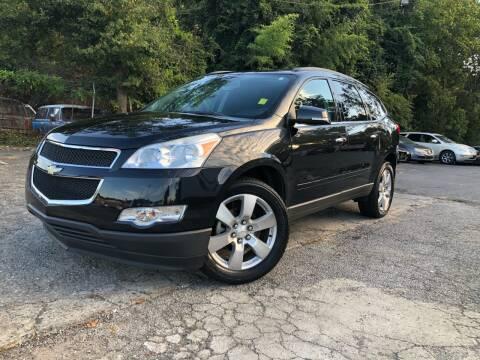 2011 Chevrolet Traverse for sale at Atlas Auto Sales in Smyrna GA