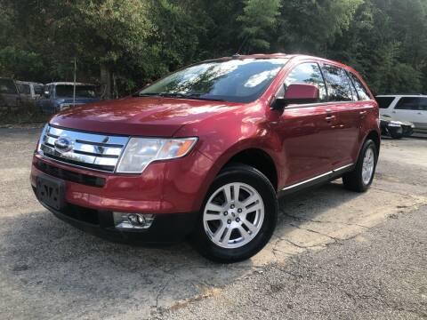 2008 Ford Edge for sale at Atlas Auto Sales in Smyrna GA