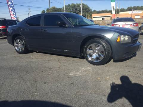 2007 Dodge Charger for sale at Atlas Auto Sales in Smyrna GA