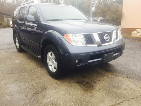 2006 Nissan Pathfinder for sale at Atlas Auto Sales in Smyrna GA