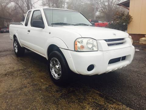 2002 Nissan Frontier for sale at Atlas Auto Sales in Smyrna GA