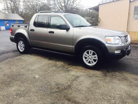 2008 Ford Explorer Sport Trac for sale at Atlas Auto Sales in Smyrna GA