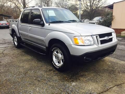 2002 Ford Explorer Sport Trac for sale at Atlas Auto Sales in Smyrna GA