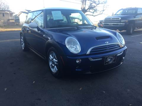 2003 MINI Cooper for sale at Atlas Auto Sales in Smyrna GA