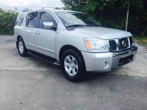 2004 Nissan Armada for sale at Atlas Auto Sales in Smyrna GA