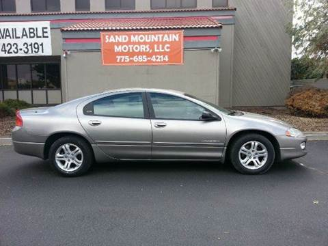 1998 Dodge Intrepid for sale at Sand Mountain Motors in Fallon NV
