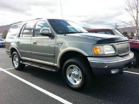 1999 Ford Expedition for sale at Sand Mountain Motors in Fallon NV
